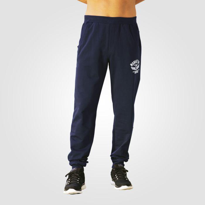 Pantalon de loisirs Ahorn hommes à motif