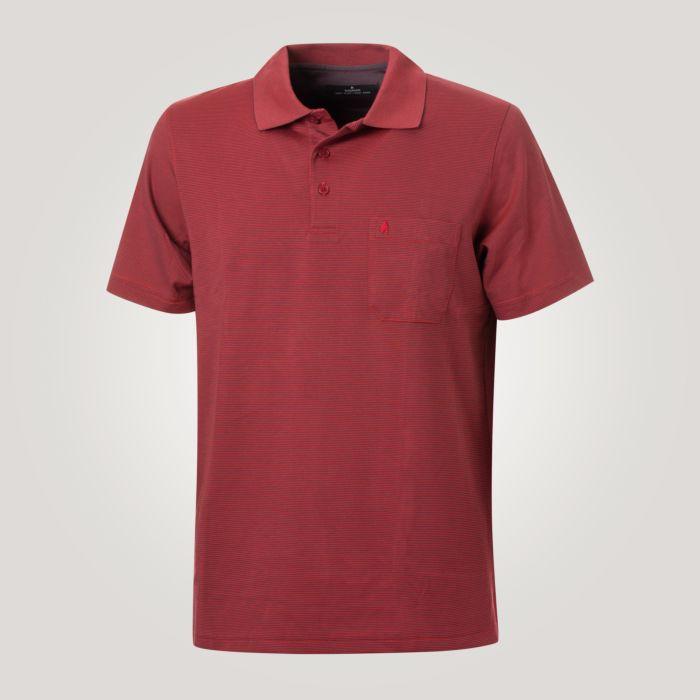 Ragman Poloshirt fineliner