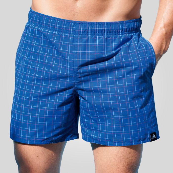 Short de bain ADIDAS à carreaux Check SH SL
