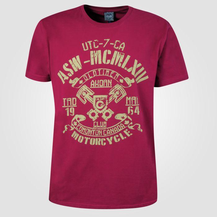 T-Shirt mit Print grosse Grösse