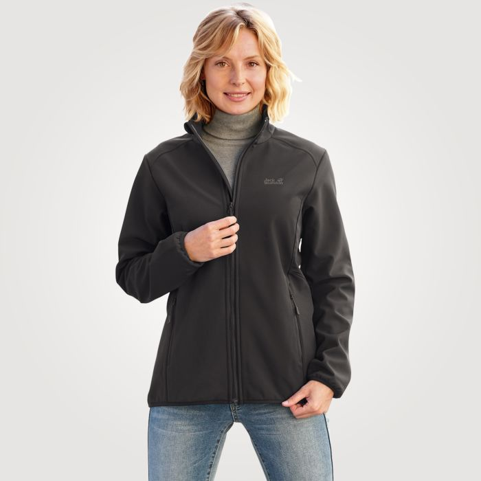 Veste softshell pour dames JACK WOLFSKIN northern pass