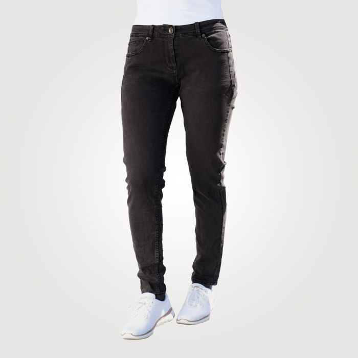 5- Pocket Jeanshose Damen