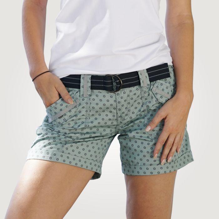 Damen Shorts bedruckt