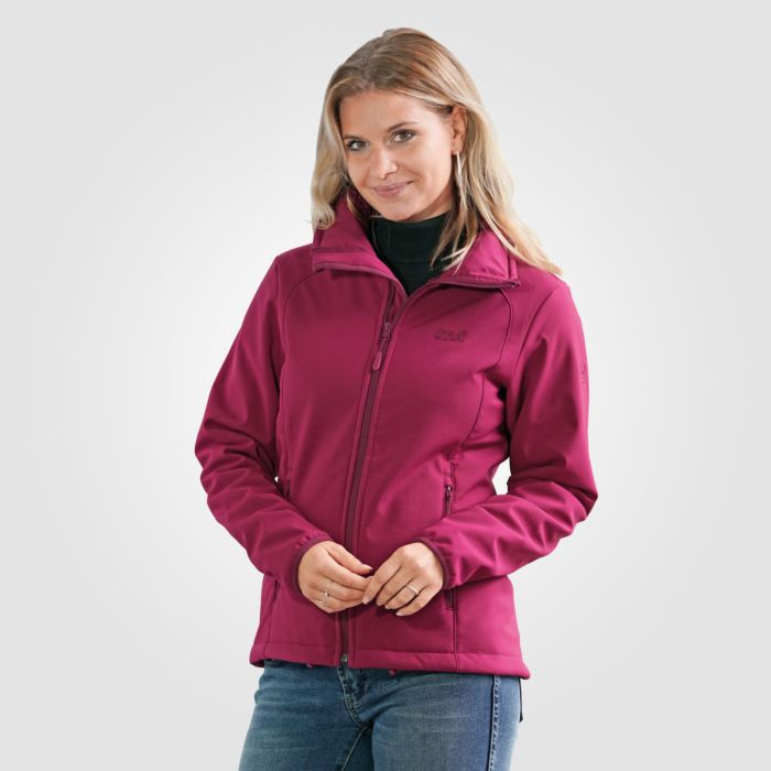 Veste softshell Jack Wolfskin Rock Valley pour dames