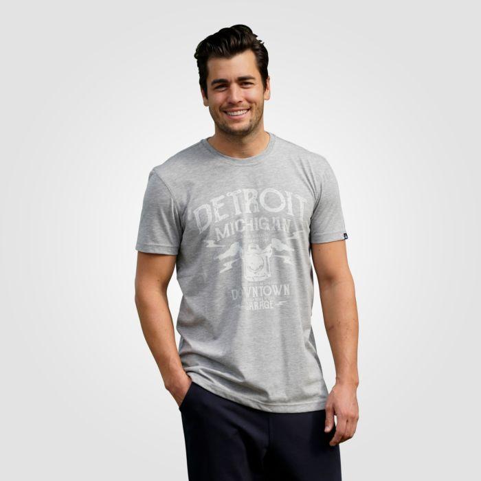 Ahorn T-Shirt Herren mit Print grosse Grösse