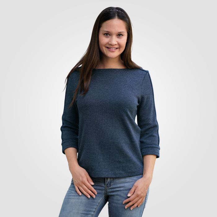 Artime Sweatshirt 3/4-Arm Damen