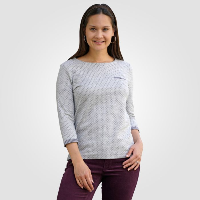 Artime Sportives 3/4-Arm Shirt Damen