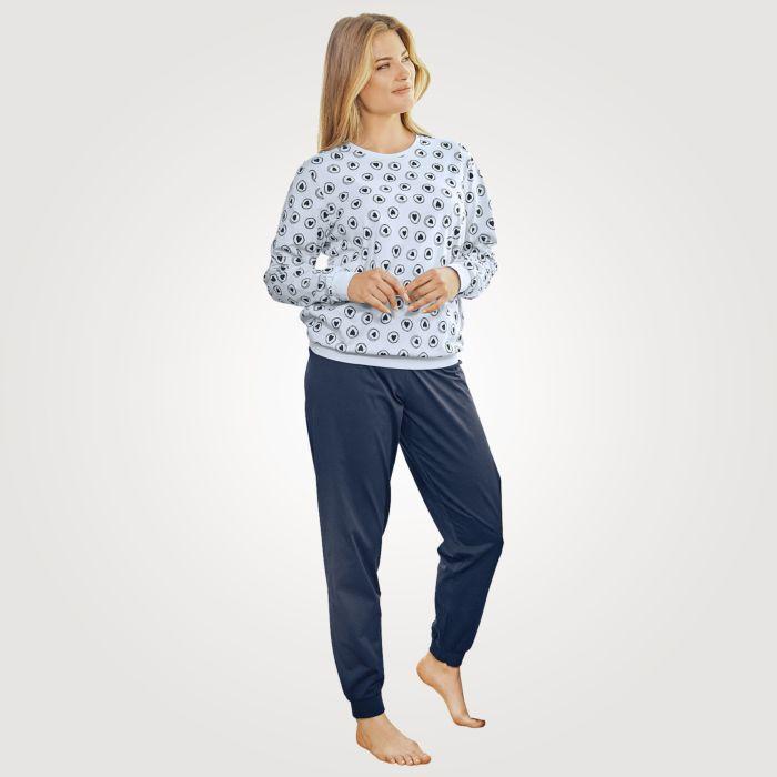Pyjama imprimé pour dames