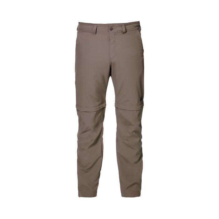Pantalon de trekking Jack Wolfskin Canyon zip off