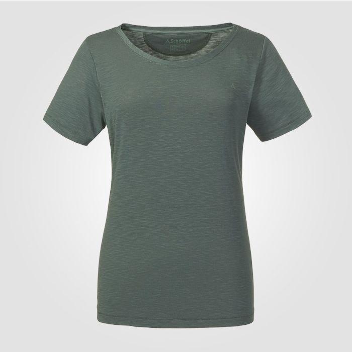 T-shirt dames Schöffel Verviers 2
