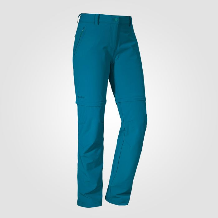 Pantalon de randonnée pour dames Schöffel Ascona zip off