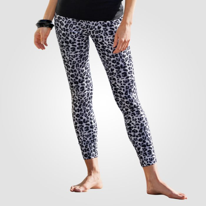 Leggings à motif animalier