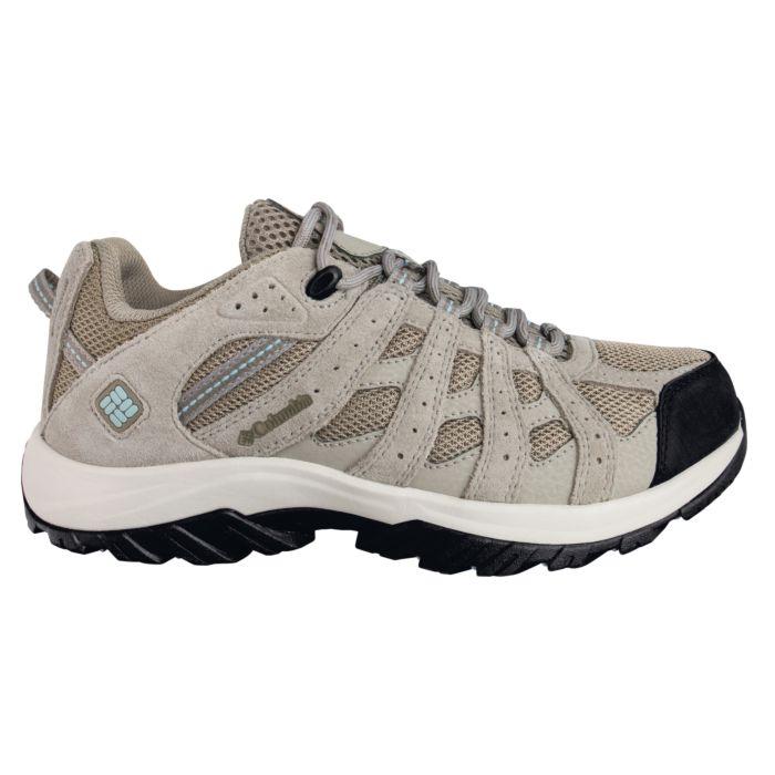 Chaussure de trekking et de randonnée Columbia Canyon Point WP pour dames et hommes beige