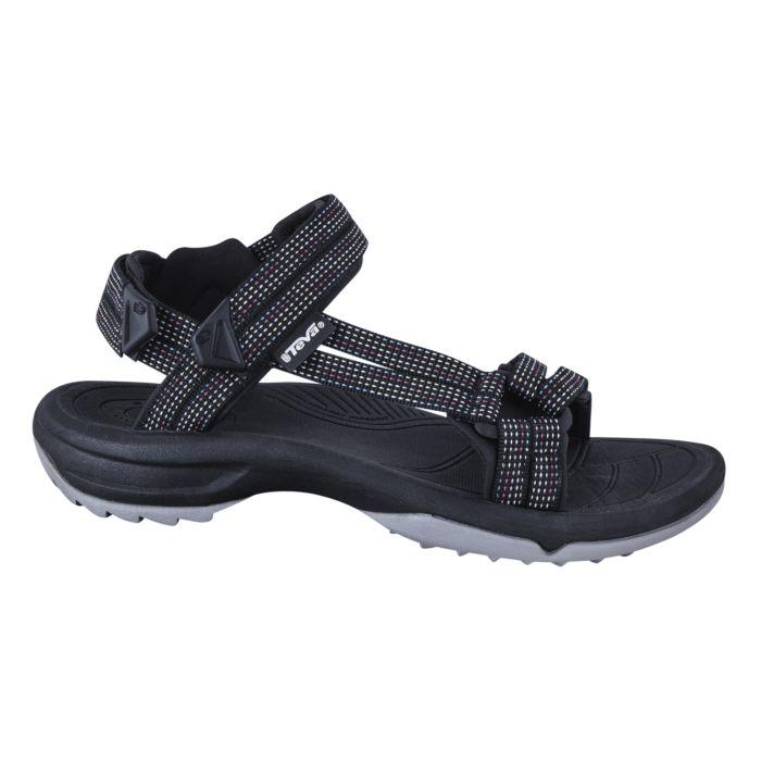 TEVA Sandale Terra Fi Lite Damen schwarz