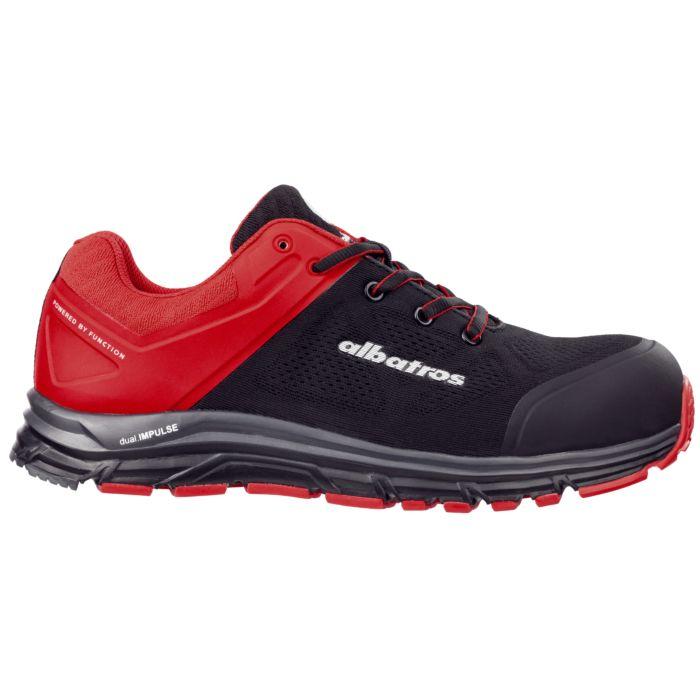 Chaussure de sécurité Albatros Lift Red