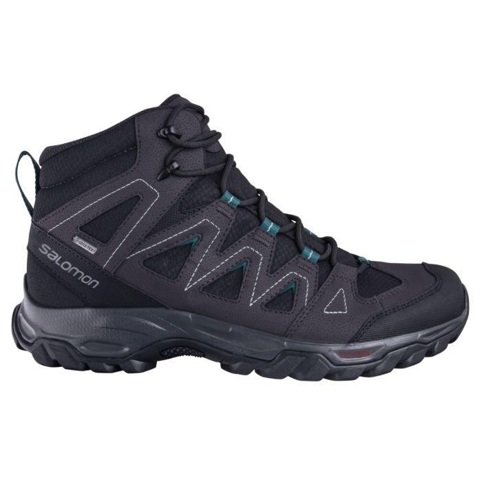 Chaussure outdoor et de marche Salomon Lyngen Mid GTX Outdoor pour hommes