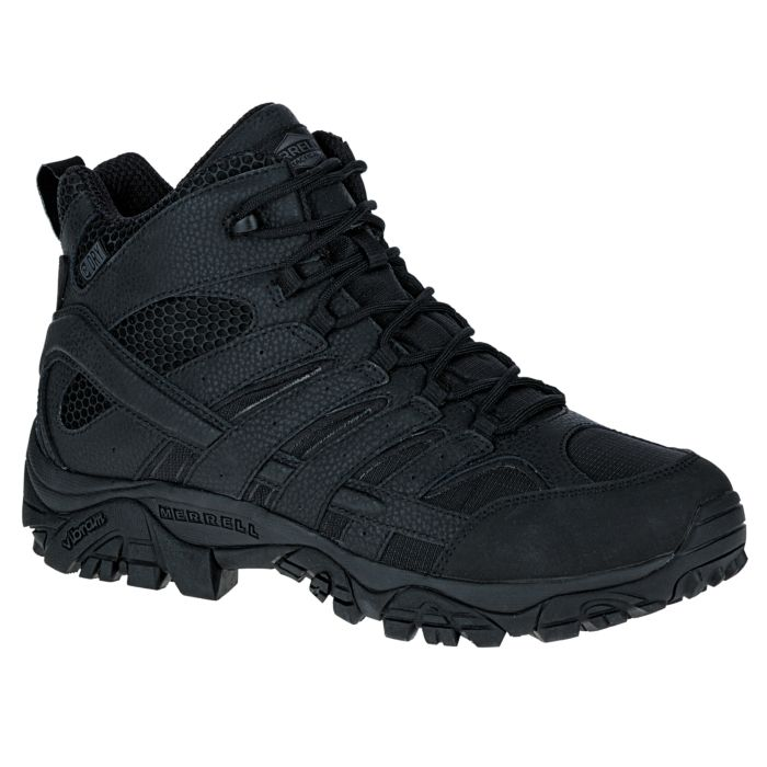 Chaussure de Travail MERRELL Moab 2 Mid Tactical WP