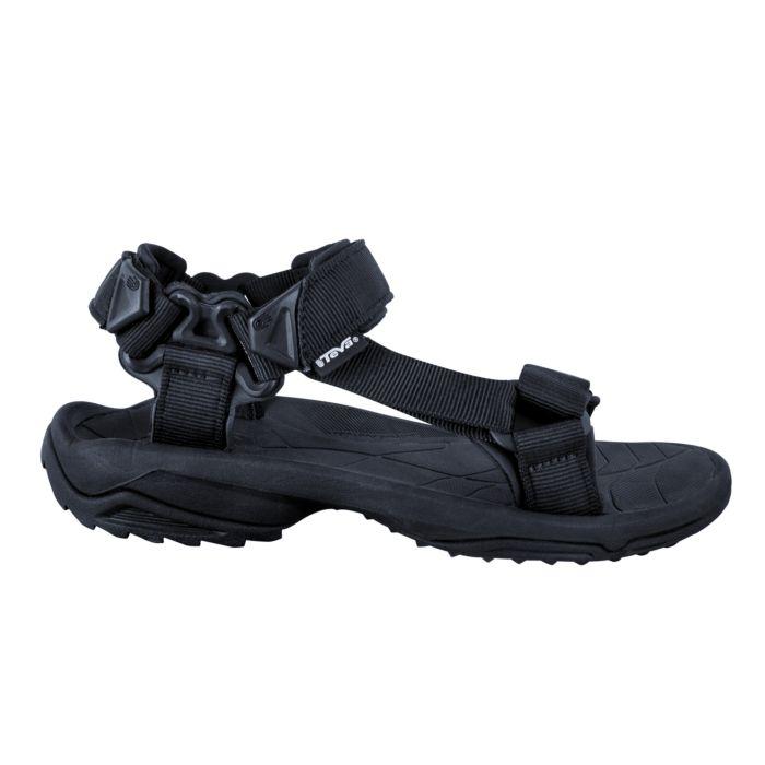 TEVA Sandale Terra Fi Lite Herren schwarz