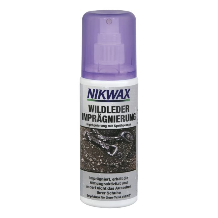 NIKWAX imperméabilisation pour nubuck et daim