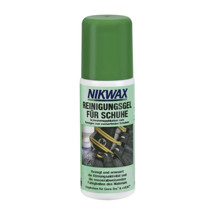NIKWAX gel nettoyant pour chaussures