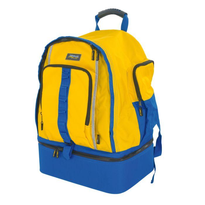 Wikland sac à dos pour outils jaune-bleu