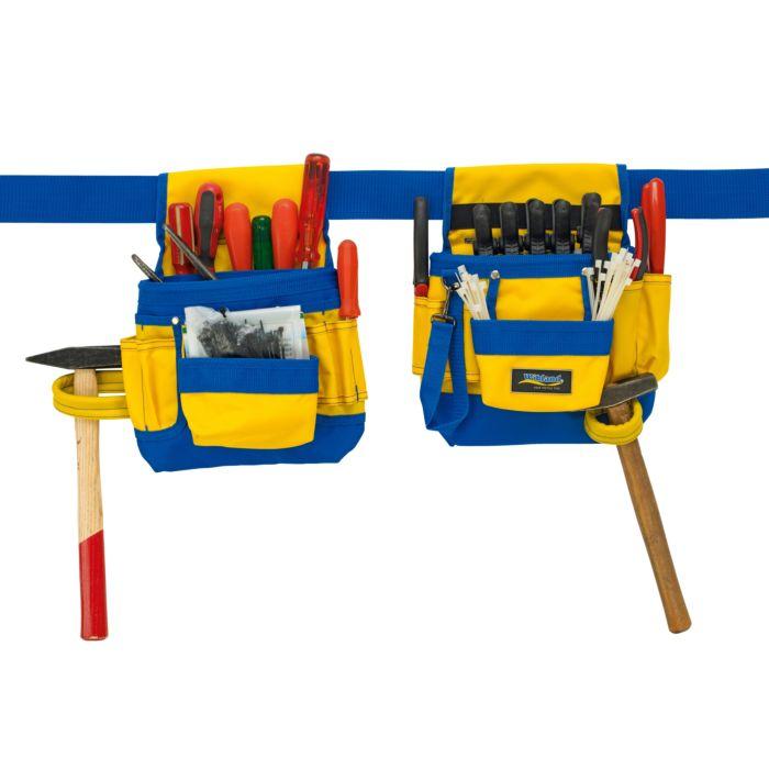 Wikland double poche à outils