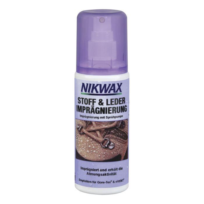 Nikwax Imprägnierspray Stoff & Leder