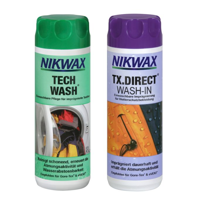 NIKWAX Duo-Pack