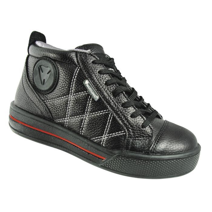 Maxguard Sneakers-Sicherheitsschuh schwarz