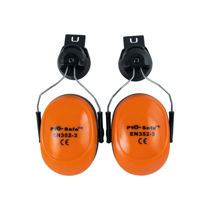 Coquilles de protection anti-bruit pour casques de chantier, 31 dB