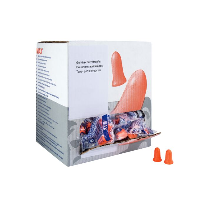 Bouchons d'oreilles dans des sachets en plastique, 36dB