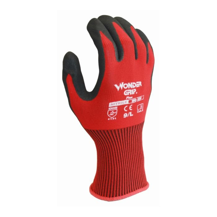 Gants en mousse de nitrile Wondergrip lot de 3 paires