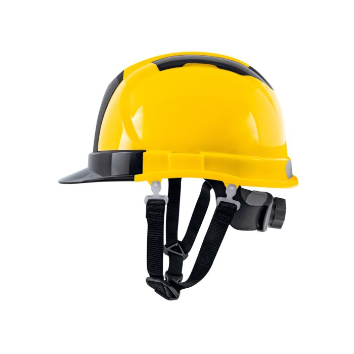 Casque de chantier Delux