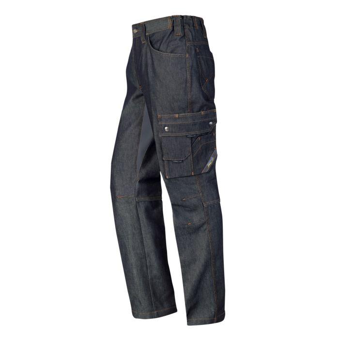 Wikland Arbeits-Jeans mit Bi-Stretch Spickel