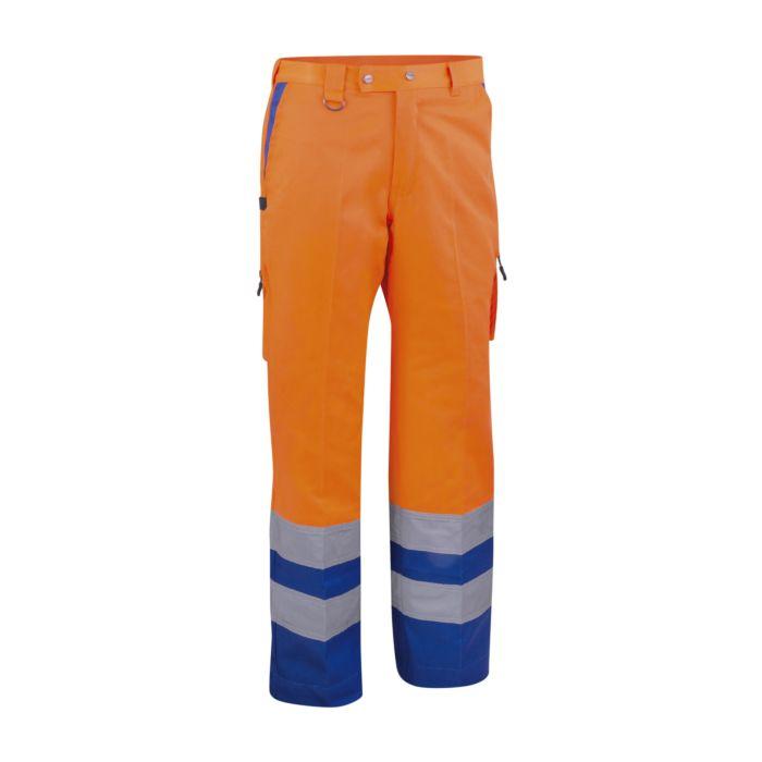 Pantalon de travail avec aération