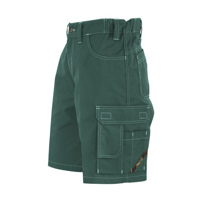 Wikland Arbeits Shorts mit eingenähtem Seitenelast