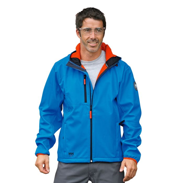 Helly Hansen Soft Shell Jacke Valencia