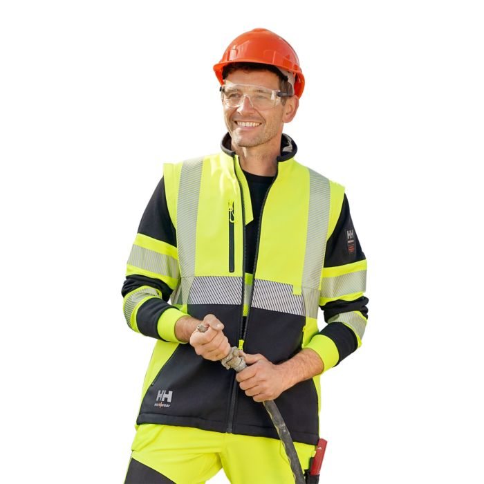Veste softshell de sécurité ICU Helly Hansen