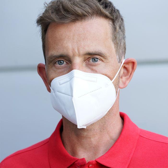 Masque de protection KN95/FFP2, 10 pièces