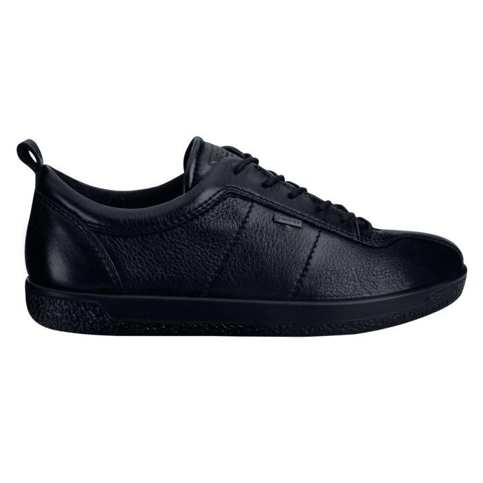 Ecco Damen Sneaker aus Nappaleder