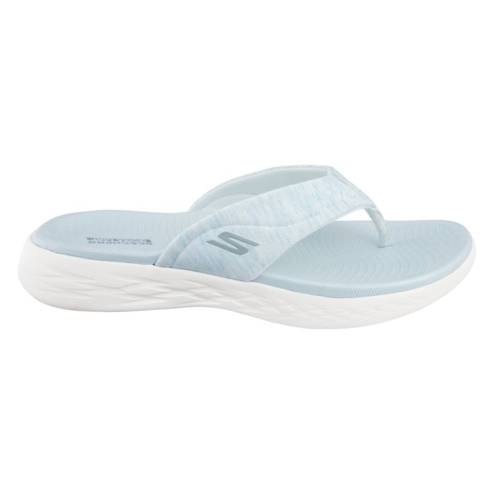 Beach Flips on-the-GO 600 de SKECHERS dames