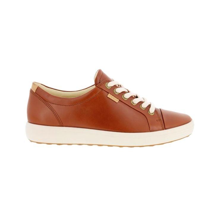 Ecco eleganter Leder Sneaker für Damen