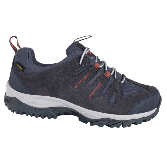Chaussure outdoor à lacer Jack Wolfskin Mountain Creek Texapore pour dames