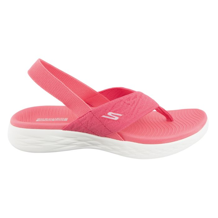 SKECHERS Zehentrenner Sandale on-the-GO 600 Damen