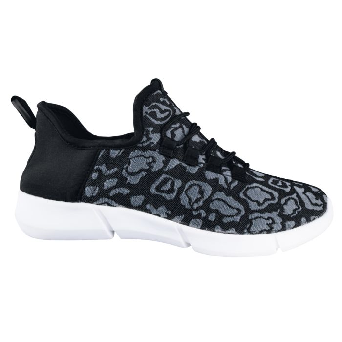 online store a39dd 0d3fe LED-Schuh mit coolem Muster für Damen