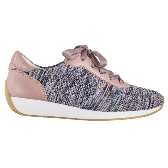 Ara Sneaker Fusion 4 Schnürschuh mit Satinschleife für Damen