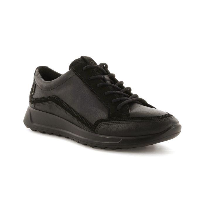 ECCO Damen Sneaker mit wasserdichter GORE-TEX® Membrane