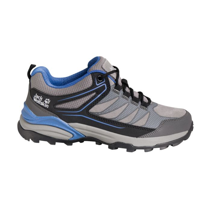 Chaussure polyvalente Jack Wolfskin Cruiser Low pour dames