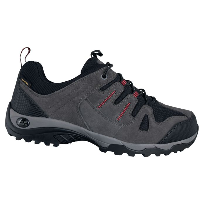 Chaussure outdoor à lacer Jack Wolfskin Mountain Creek Texapore pour hommes