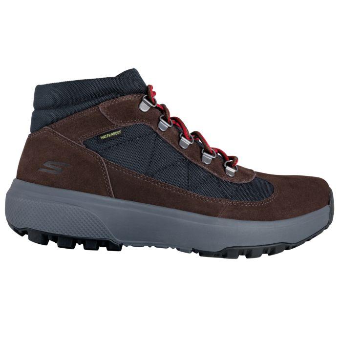 Chaussure outdoor à lacer SKECHERS pour hommes